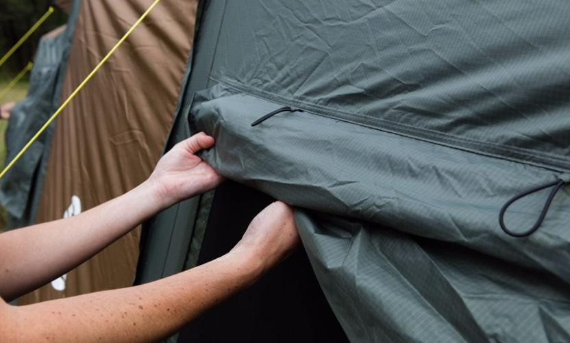 choose a perfect tent fabric