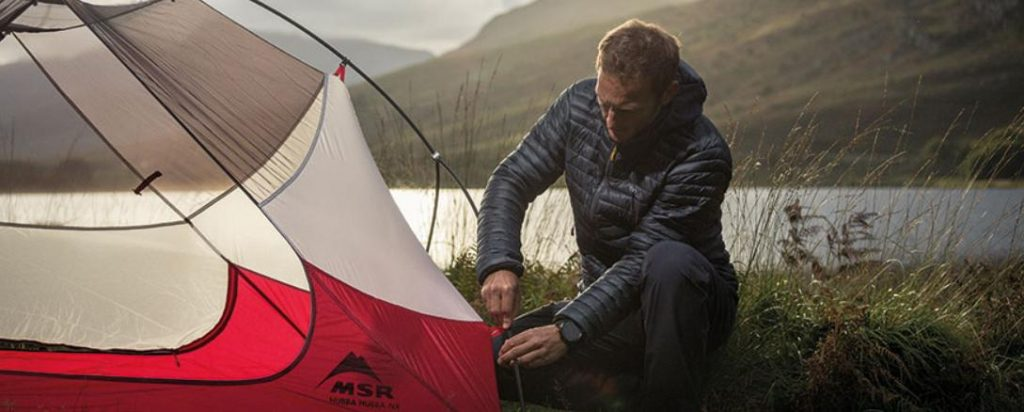 tips to fix a tent