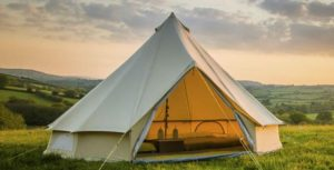 tips to live in a tent long term