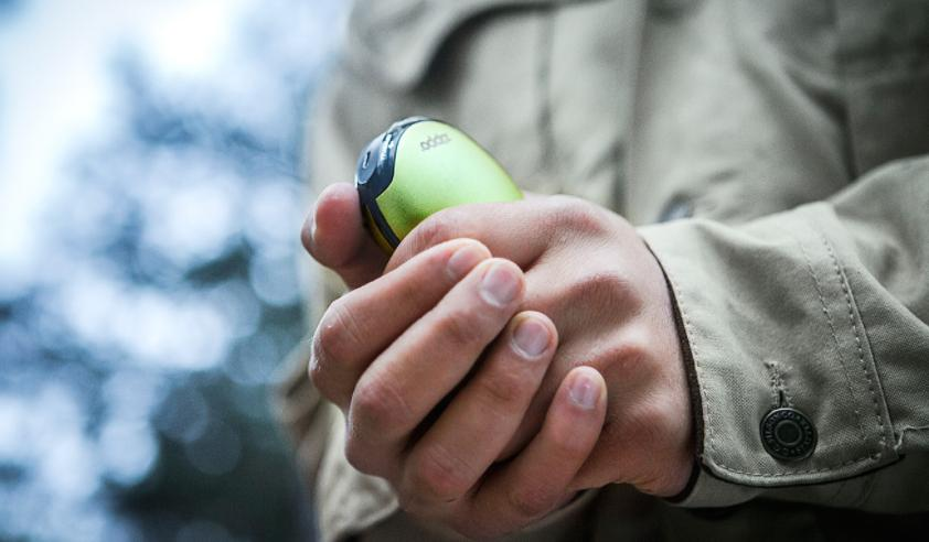 hand warmer for cold rainy weather when camping
