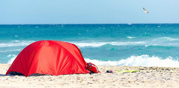 what tent fabric provides good uv protection