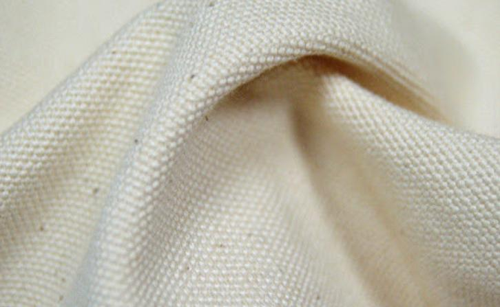tent fabric of canvas