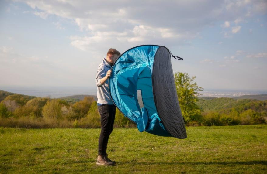 tips to choose a windproof tent
